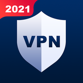 VPN Super - Free Fast Unlimited VPN Tunnel App-icoon