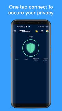 VPN Super - Free Fast Unlimited VPN Tunnel App-poster
