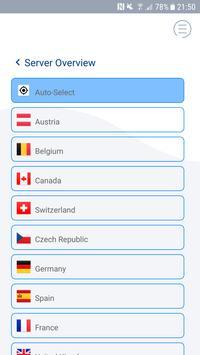 VPN free & secure fast proxy shield by GOVPN Screenshot 2