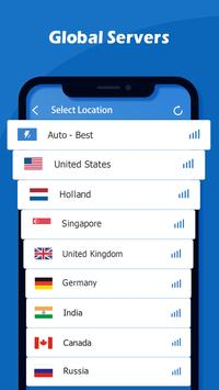 Surf VPN screenshot 2