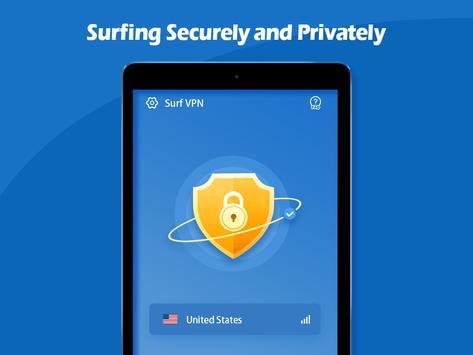Surf VPN screenshot 6