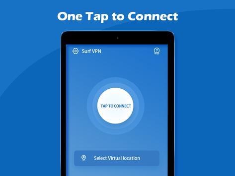 Surf VPN screenshot 8