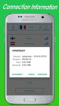 Free VPN 2019 - VPN Proxy screenshot 2