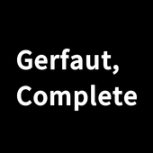 Gerfaut, Complete icon