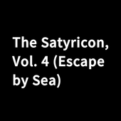 The Satyricon, Vol. 4 (Escape by Sea) icon