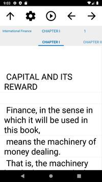 International Finance screenshot 1