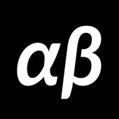 Greek Alphabet icon