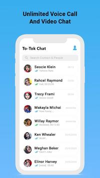HD Free ToTok HD Video Calls & Voice Chat Guide poster