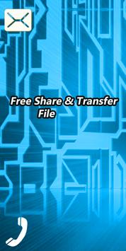 Transfer & Share any File for Free Advice 2019 poster