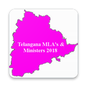 Telangana MLA\'s and Ministers 2018 icon