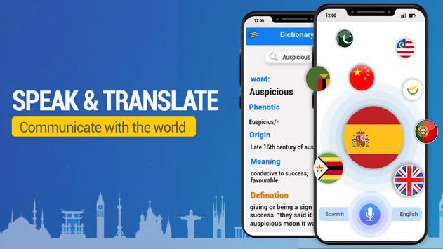 Translator App Free - Speak and Translate screenshot 17