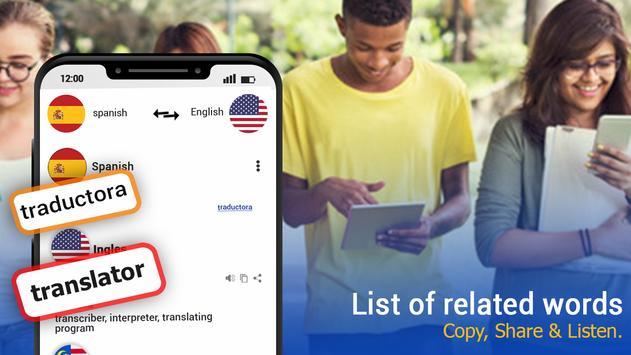 Translator App Free - Speak and Translate screenshot 23