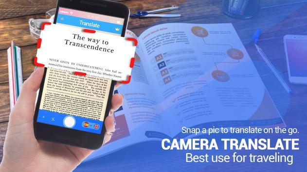 Translator App Free - Speak and Translate screenshot 3