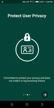 U-VPN screenshot 3