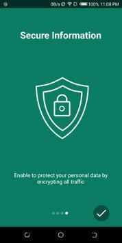 U-VPN screenshot 4