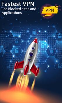 VPN proxy master - unblock websites proxy shield poster