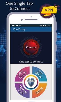 VPN proxy master - unblock websites proxy shield screenshot 1