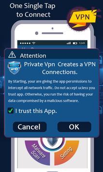 VPN proxy master - unblock websites proxy shield screenshot 5