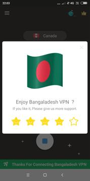 Bangladesh VPN - Free & Fast Security Proxy VPN 1 9 (Android