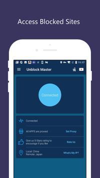 Free VPN Unlimited Proxy - Proxy Master poster