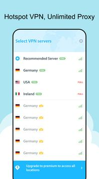 Free VPN Unlimited screenshot 1