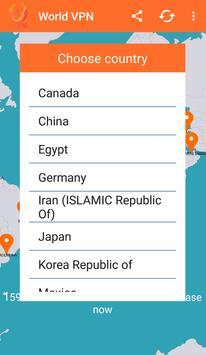 VPN Mobile Legend Pro 2018 screenshot 1