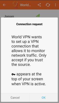 VPN Mobile Legend Pro 2018 screenshot 4