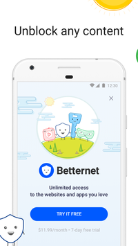 download betternet latest version