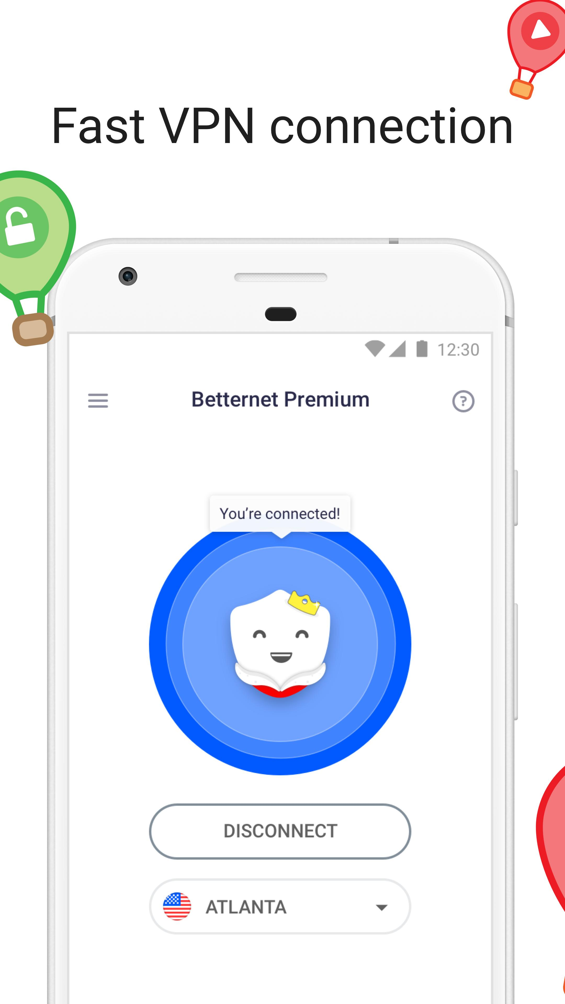 VPN Free - Betternet Hotspot VPN & Private Browser for Android - APK