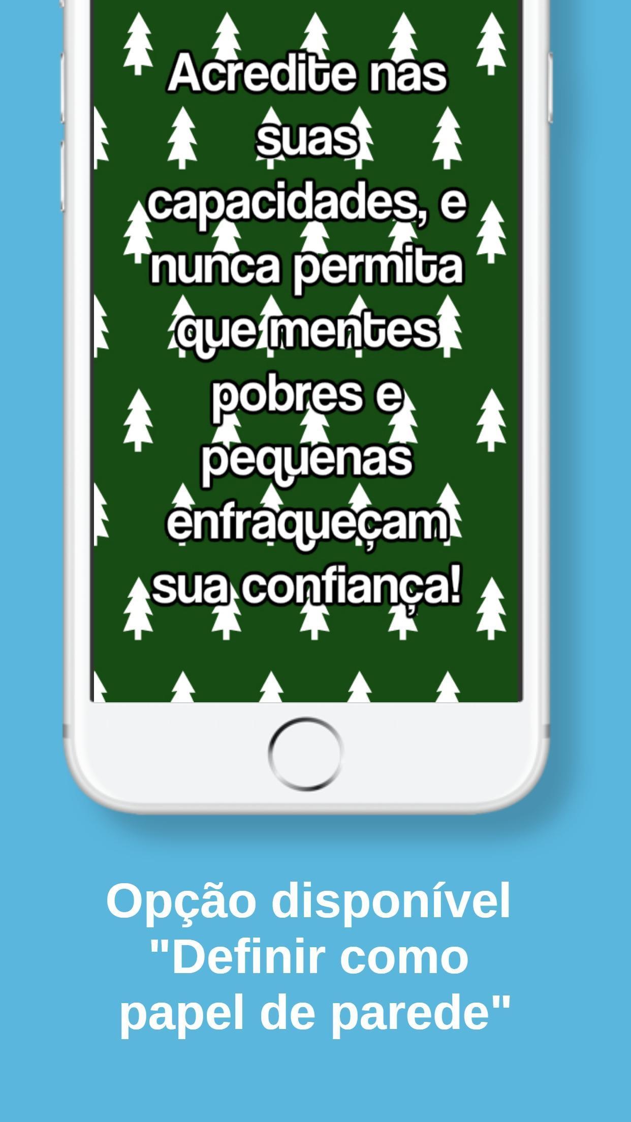 Frases De Auto Confiança For Android Apk Download