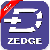 Zedgo Wallpapers & Ringtones Guide Free icon