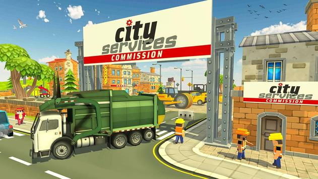 Blocky Vegas City Rescue Services screenshot 5