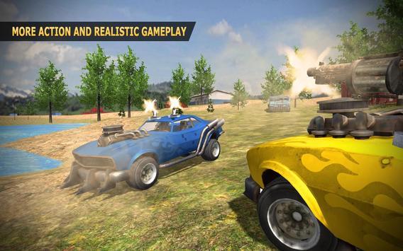 Player Car Battleground - Free Fire screenshot 2