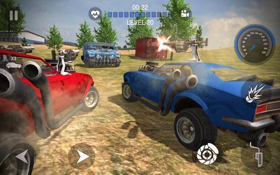 Player Car Battleground - Free Fire screenshot 3
