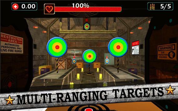 FURY SHOOTING RANGE SIMULATOR screenshot 1
