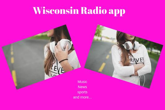 Wisconsin Radio app screenshot 3