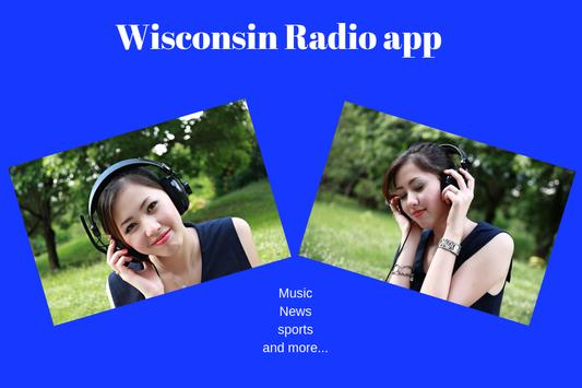 Wisconsin Radio app screenshot 1