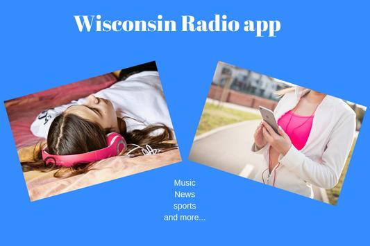 Wisconsin Radio app screenshot 2