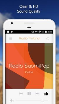 All Finland Radios in One Free screenshot 5