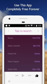 All Finland Radios in One Free screenshot 6