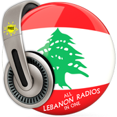 All Lebanon Radios in One Free icon