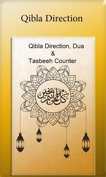 Accurate Qibla Finder: Prayer Times, Mecca finder screenshot 1