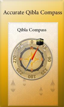 Accurate Qibla Finder: Prayer Times, Mecca finder screenshot 2