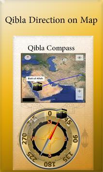 Accurate Qibla Finder: Prayer Times, Mecca finder screenshot 7