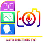 Camera to Text Conveter New 2019 icon