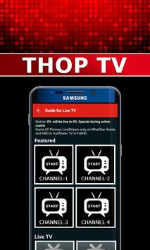 Thop TV screenshot 3