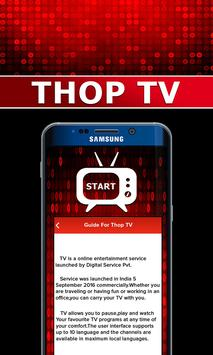 Thop TV screenshot 4