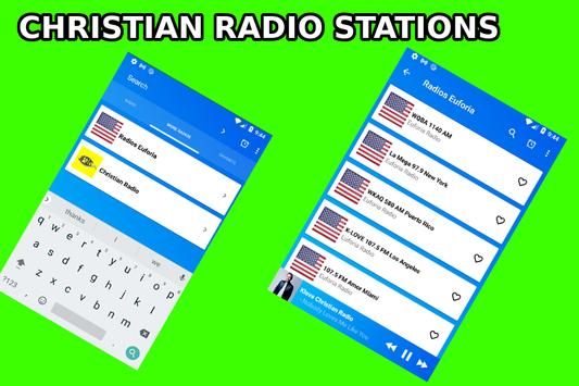 Christian Radio poster