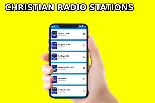Christian Radio screenshot 1