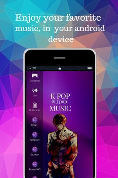 kpop music radio fm live screenshot 1